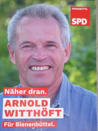 Arnold Witthoeft Flyer