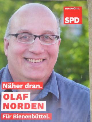 Olaf Norden Flyer